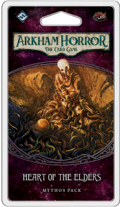 Arkham Horror: The Card Game - Heart of the Elders Mythos Pack (Forgotten Age Cycle #3)
